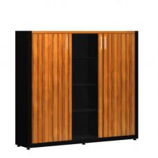 Шкафная секция со стеклом и гардеробом Verona 2