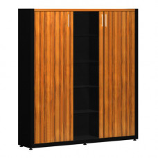 Шкафная секция со стеклом и гардеробом Verona 3