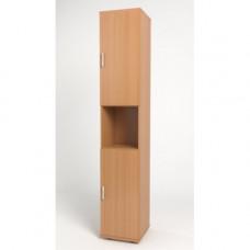 Шкаф узкий КМ10